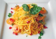 butternut squash and zucchini pasta recipe