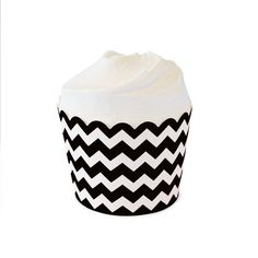 Dress up your cupcakes or muffins with these adorable baking cups! Bake your treats directly in them (no fading).  $6.95 via Hoopla Events on Etsy.