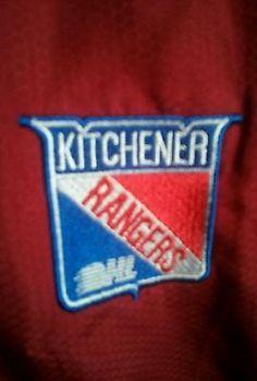 Kitchener Rangers Staff worn Kewl brand Jacket OHL CHL