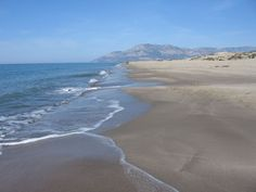 Patara Beach, Kalkan, Turkey awesome beach, sea turtles and impressive emptiness Kalkan Turkey, Turkey Destinations, Reds Bbq, The Good German, Grilling Gifts, Summer Barbecue, Beaches In The World, Mediterranean Sea, Places To See