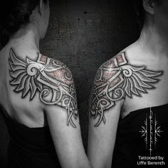 Valkyrie Pauldron4 months ago in Tattoos