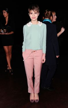 Sami Gayle - Giorgio Armani & The Cinema Society Host A Screening Of Intruders - After Party