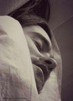 The sleeping beauty, haha♥.
