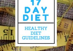 17 Day Diet Archives • Healthy.Happy.Smart.