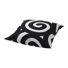 PILLOW cover: TRÅDKLÖVER Cushion cover IKEA Zipper makes the cover easy to remove for washing. $7.99