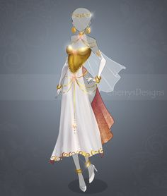 (OPEN) Auction Adopt - Outfit 417 by CherrysDesigns.deviantart.com on @DeviantArt