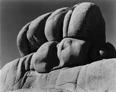 Edward Weston, 3 Works: Wonderland of Rocks, Point Lobos, Sandstone Erosion, Point Lobos