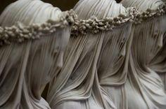 Three Veiled Women - Raffaele Monti, 1848.
