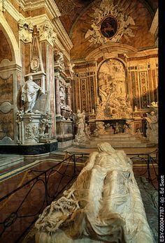 the veiled christ   The ´Cristo Velato´ (Veiled Christ), by Giuseppe Sanmartino. San ...