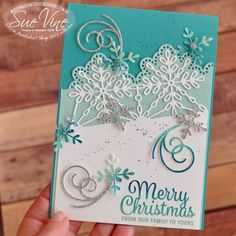 Miss Pinks Craft Spot featuring Stampin' Up! products by Sue Vine, Adelaide South Australia