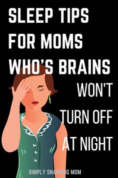 These sleep hygiene tips are designed for moms who can't seem to turn off their mom brain and sleep at night. Do these simple things before bed to declutter your mind with a brain dump and finally wake up feeling refreshed. Mom life hacks included! Mom Brain, Brain Dump, Declutter Your Mind, Tired Mom, Parenting Articles, Bedtime Routine, Mom Advice, Self Improvement Tips, Happy Thoughts