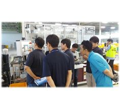 6.	Training for your Personnel 	Which are the basics of winding technology 	How to read and understand winding programs 	How to correct an existing winding program and set up a new one.  	How to check the production quality and detect the non-conformities.  	Which are the important parameters for the winding process 	Training for maintenance 	How to do a faults diagnosis