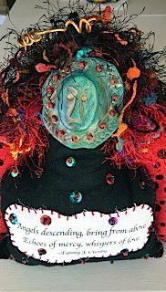 Angels Among Us -          She Felt Fine FiberArts & Jewelry