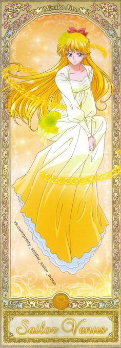 Sailor Moon// Sailor Venus