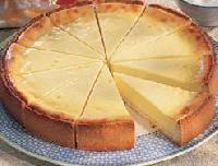 Rychlý tvarohový koláč