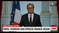 Arab Today, arab today french president francois hollande has said that around 50 people are in critical condition still between life and death after an attack in the southern city of nice Day Of Mourning, All Goes Wrong, Paris Nice, Z New, French President, Life And Death, Bastille, Video News, Current Events