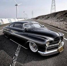 1949 Mercuey Coupe