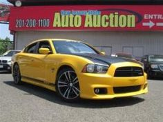 2012 DODGE CHARGER SRT8 SUPERBEE