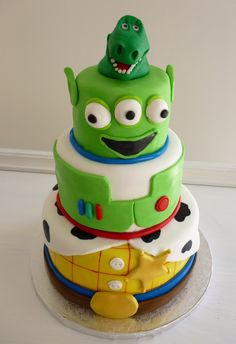 Toy Story cake Dulce Dorotea