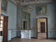 Alessandra Lagomarsini - decorazione dipinta, restauro murale - Genova, Liguria - decoratori genova, facciate dipinte, trompe l'oeil, restauro facciate soffitti
