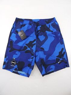CAMOUFLAGE PRACTICE SHORTS | @ NIKE MERCERS STREET NYC