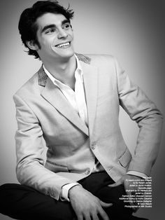 The Untitled Magazine Issue 7 RJ Mitte Photography by Indira Cesarine   Watch Now >> http://untitled-magazine.com/rj-mitte-behind-the-scenes-video-issue-7/