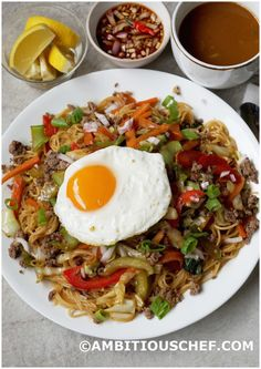 tuguegarao pancit batil patong recipe - Google Search