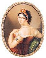 Elizabeth Conyngham, 1st Marchioness Conyngham, mistress of the Prince Regent.