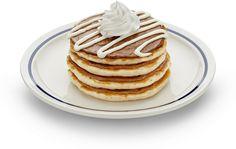 4Copycat IHOP Pancake Recipes: Cinn-a-Stack, Cheesecake, Pumpkin, and Swedish