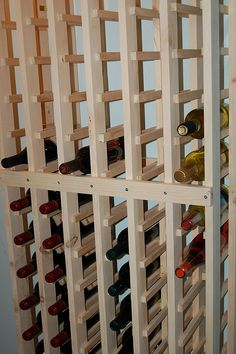 Wine Rack by Yankees251, via Flickr