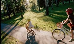 Getting children cycling to school - it can be done (one of my goals in life)