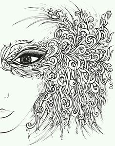 Coloring Sheets Adult Pages Colouring Anger Management Zentangle Paper Art Stamps Find This Pin And