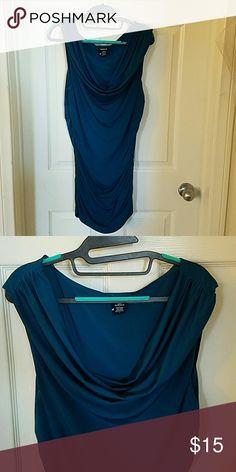 Torrid Turquoise Scoop Next Tunic Torrid turquoise scoop neck tunic. torrid Tops Tunics
