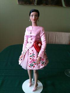 "2004 16"" Tonner ""Very Valentine"" Tyler Wentworth Le 600 Fashion Show Doll | eBay"