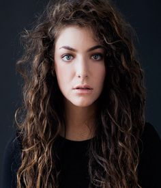 Lorde Hairstyles for Girls 2014