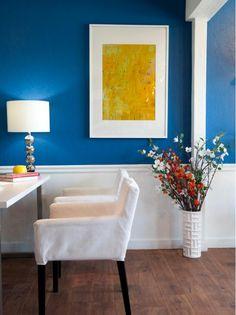 10 Ways to Go Bold With Cobalt Blue | HGTV