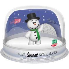 Funko Disney Knick Knack Snow Man Limited Edition