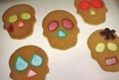 A-Head of the Curve: Make Stained Glass Skull Cookies for Halloween