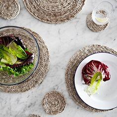 Armadillo&Co — Zinnia Weave Table Top