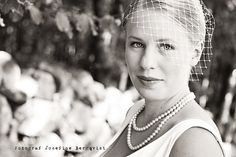 W_2 Pearl Necklace, Pearls, Bride, Photography, Fashion, String Of Pearls, Wedding Bride, Moda, Photograph
