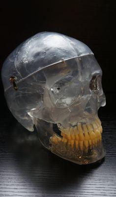 Almost a Crystal Skull...