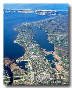 My town :) North Muskegon