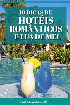 10 Dicas de um Hotel Romântico ou para Lua de Mel: os melhores destinos e hotéis para fazer uma viagem a dois #Viagem #LuadeMel #Romance #Hotel Romantic Travel, Where To Go, Wedding Day, Tours, Vacation, World, Places, Romance, Inspiration