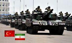 IRAN vs TURKEY Military Power Comparison | Iran Army VS Turkish Army | 2016