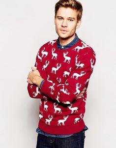 Świąteczny sweter - wersja męska ;)