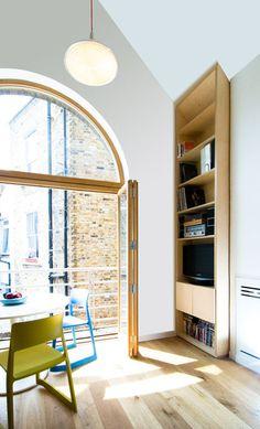 The Studio in Stoke Newington by Bradley Van Der Straeten Architects