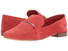 DOLCE VITA DOLCE VITA - COLIN (RED SUEDE) WOMEN'S SHOES. #dolcevita #shoes #