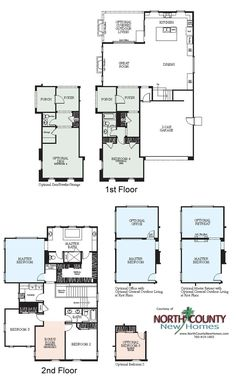 Westerly New Homes In San Marcos Ca Floor Plans New Construction Homes And Real