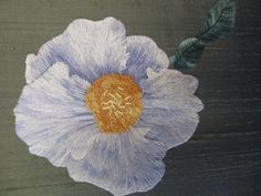 Louise O     By: Royal School of Needlework @ Hampton Court Palace   Flickr - Photo Sharing!