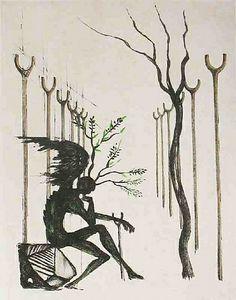 Salvador Dalí, Le Vitrail